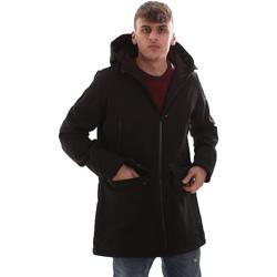 Textiel Heren Mantel jassen U.S Polo Assn. 52336 52251 Zwart