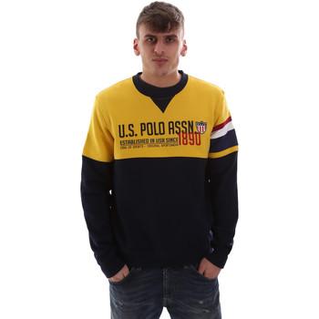 Textiel Heren Sweaters / Sweatshirts U.S Polo Assn. 52522 49151 Geel