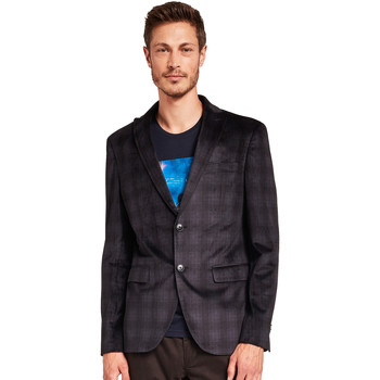 Textiel Heren Jasjes / Blazers Gaudi 921FU35033 Zwart