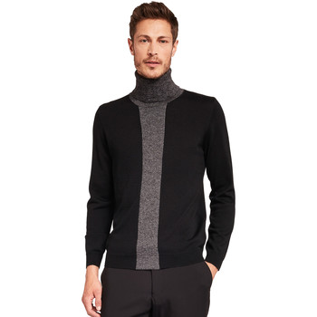 Textiel Heren Truien Gaudi 921FU53008 Zwart