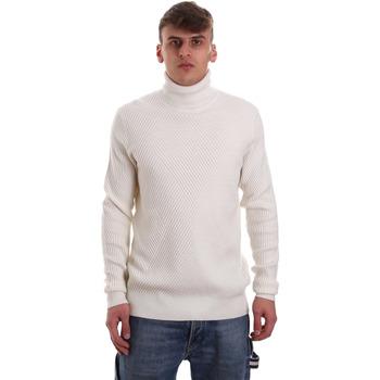 Textiel Heren Truien Gaudi 921FU53048 Wit