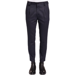 Textiel Heren Pantalons Gaudi 921FU25024 Blauw