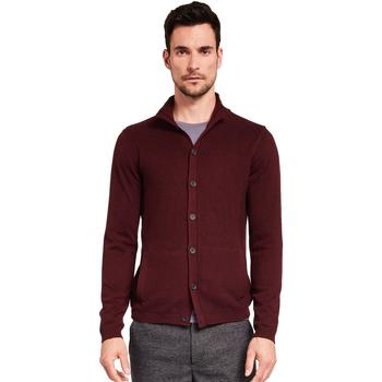 Textiel Heren Vesten / Cardigans Gaudi 921FU53019 Rood