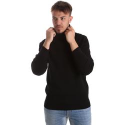 Textiel Heren Truien Gaudi 921FU53048 Zwart