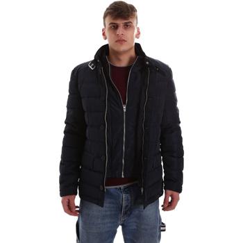 Textiel Heren Dons gevoerde jassen Gaudi 921BU35001 Blauw