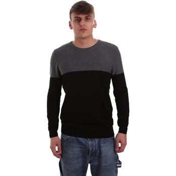 Textiel Heren Truien Gaudi 921BU53010 Zwart