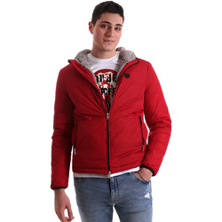 Textiel Heren Wind jackets Gaudi 921BU35006 Rood