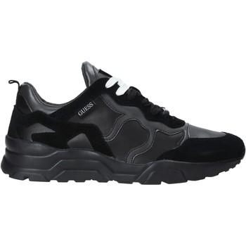 Schoenen Heren Lage sneakers Guess FM8FIS LEA12 Zwart