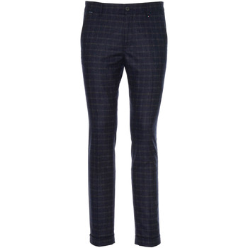 Textiel Heren Pantalons NeroGiardini A970573U Blauw