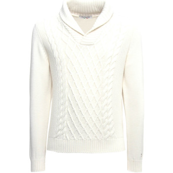 Textiel Heren Truien NeroGiardini A974530U Wit