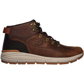 Schoenen Heren Laarzen Skechers 66180 Bruin
