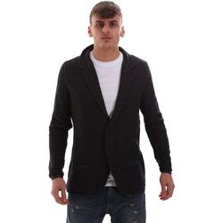 Textiel Heren Vesten / Cardigans Antony Morato MMSW00949 YA200061 Blauw