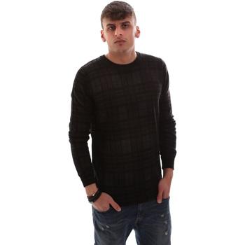 Textiel Heren Truien Antony Morato MMSW00985 YA400006 Zwart