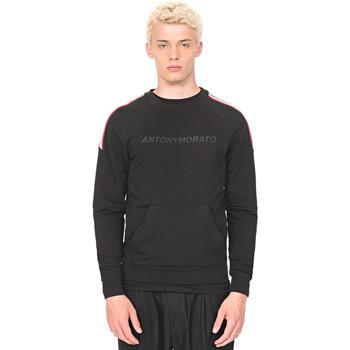 Textiel Heren Sweaters / Sweatshirts Antony Morato MMFL00549 FA150048 Zwart