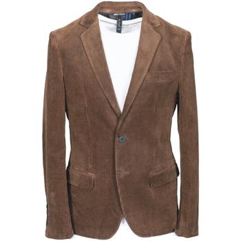 Textiel Heren Jasjes / Blazers Antony Morato MMJA00406 FA300011 Bruin