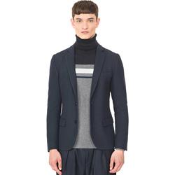 Textiel Heren Jasjes / Blazers Antony Morato MMJA00407 FA100130 Blauw