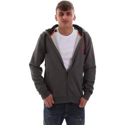 Textiel Heren Sweaters / Sweatshirts Ea7 Emporio Armani 6GPM20 PJ07Z Grijs