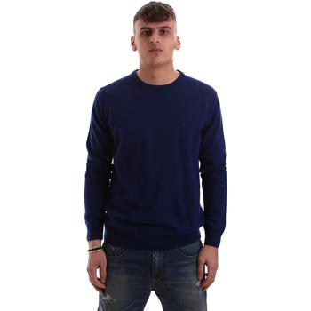 Textiel Heren Truien Navigare NV10260 30 Blauw