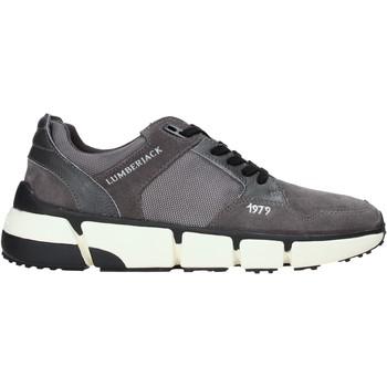 Schoenen Heren Lage sneakers Lumberjack SM58712 001 X16 Grijs