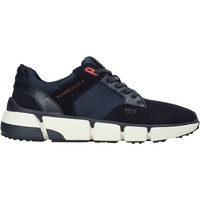 Schoenen Heren Lage sneakers Lumberjack SM58712 001 X16 Blauw