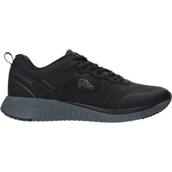 Schoenen Heren Lage sneakers Lumberjack SM76211 002 M17 Zwart