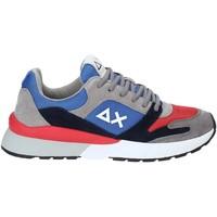 Schoenen Heren Lage sneakers Sun68 Z29116 Blauw