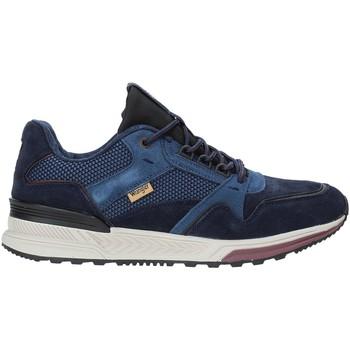 Schoenen Heren Lage sneakers Wrangler WM92200A Blauw