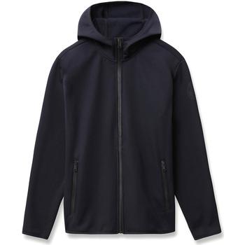 Textiel Heren Sweaters / Sweatshirts Napapijri NP000IVS1761 Blauw