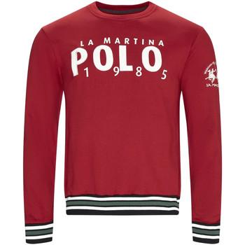 Textiel Heren Sweaters / Sweatshirts La Martina OMF312 FP175 Rood