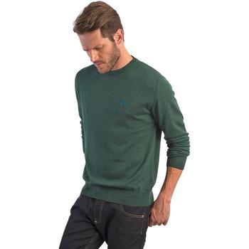 Textiel Heren Truien La Martina OMS005 YW020 Groen