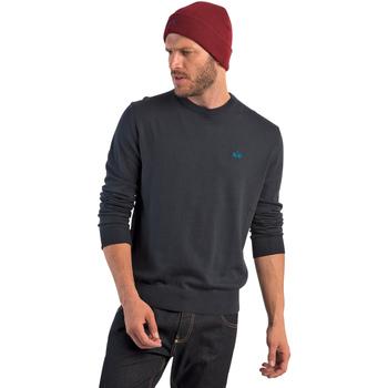 Textiel Heren Truien La Martina OMS005 YW020 Blauw