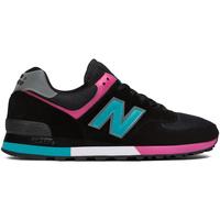 Schoenen Heren Lage sneakers New Balance NBOM576BTP Zwart