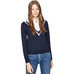 Textiel Dames Truien Pepe jeans PL701514 Blauw