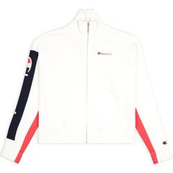 Textiel Dames Sweaters / Sweatshirts Champion 112145 Wit