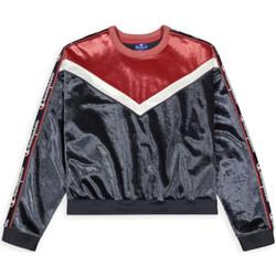 Textiel Dames Sweaters / Sweatshirts Champion 112276 Blauw