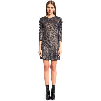 Textiel Dames Korte jurken Denny Rose 921ND14002 Zwart