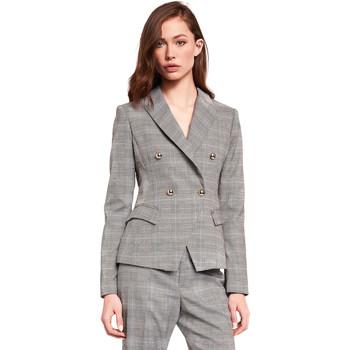 Textiel Dames Jasjes / Blazers Gaudi 921FD35034 Zwart