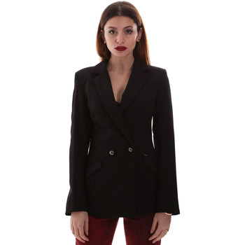 Textiel Dames Jasjes / Blazers Gaudi 921FD35003 Zwart
