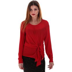 Textiel Dames Overhemden Gaudi 921FD45029 Rood