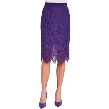 Textiel Dames Rokken Gaudi 921FD75003 Paars