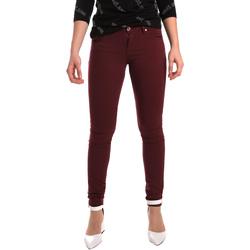 Textiel Dames Skinny Jeans Gaudi 921BD25002 Rood