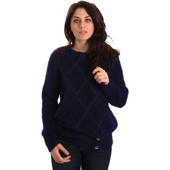 Textiel Dames Truien Gaudi 921BD53015 Blauw