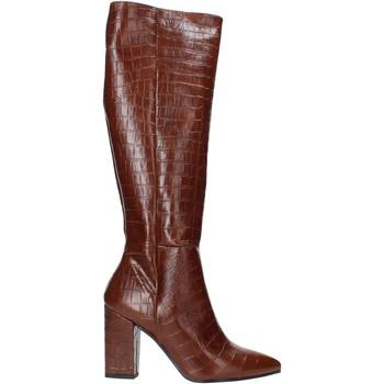 Schoenen Dames Hoge laarzen Grace Shoes 140M011 Bruin