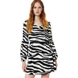 Textiel Dames Korte jurken Liu Jo W69063 T5630 Zwart