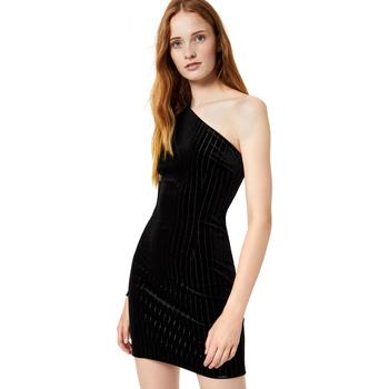 Textiel Dames Korte jurken Liu Jo F69289 T4097 Zwart