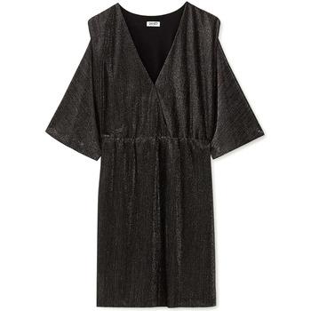 Textiel Dames Korte jurken Liu Jo F69392 J5828 Zwart