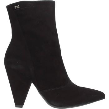 Schoenen Dames Enkellaarzen NeroGiardini A909453DE Zwart