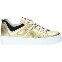 Schoenen Dames Lage sneakers NeroGiardini A909160D Goud