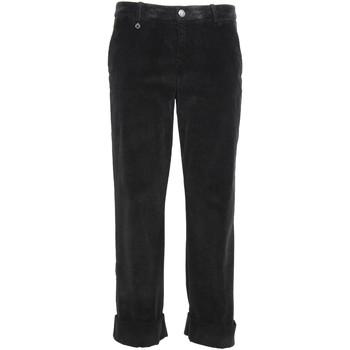 Textiel Dames Chino's NeroGiardini A960730D Zwart