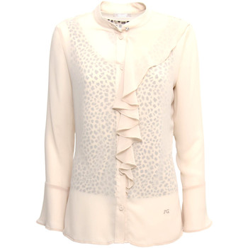Textiel Dames Overhemden NeroGiardini A963130D Beige